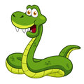 Cartoon Snake Royalty Free Stock Image