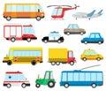 Cartoon transport