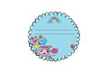 Cartoon Vector Memo, Cards, Notes, Stickers, Labels, Tags.