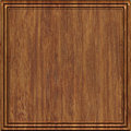 Carved wood panel seamless texture