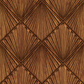 Carved wood seamless texture