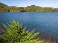 Carvins Cove Reservoir, Roanoke, Virginia, USA