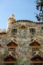 Casa Batlló, by Gaudí. Barcelona Stock Photos