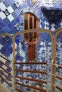 Casa batllo indoor Royalty Free Stock Image