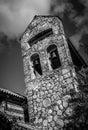 Casa de campo bell tower in village dominican republic Stock Photography