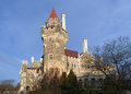 Casa Loma Royalty Free Stock Images