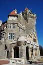 Casa Loma Castle in Toronto, Canada Stock Photography