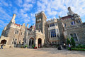 Casa loma toronto canada july exterior view on july in toronto canada built and was established as museum it was the largest Royalty Free Stock Image
