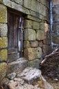 Casa rural velha Fotos de Stock Royalty Free
