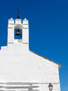 Casares andalucia spain may church in casares spain on ma Royalty Free Stock Image