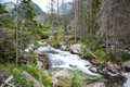 Cascade in High Tatras , Slovakia
