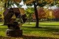 Case Western Reserve University - Cleveland, Ohio Royalty Free Stock Photo