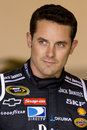 Casey Mears Budwieser Shootout Royalty Free Stock Images