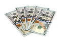 Cash american dollars Royalty Free Stock Photo