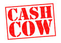 CASH COW Royalty Free Stock Photo