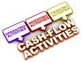 Cash flow activities