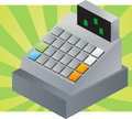 Cash register Royalty Free Stock Photography