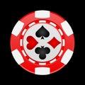 casino chip Royalty Free Stock Photo