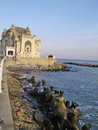 The Casino from Constanta Stock Photo