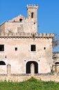Casino del duca mottola puglia italy perspective of the Stock Photo