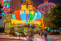 Casino Lisboa Royalty Free Stock Photo
