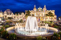 Casino of Monte Carlo. Royalty Free Stock Photo