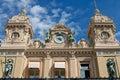 Casino Monte Carlo Royalty Free Stock Photo