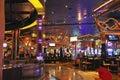 Casino in  New York-New York Hotel and Casino in Las Vegas . Stock Photos