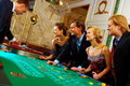 Casino Party Royalty Free Stock Photography
