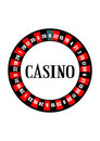 Casino Roulette Wheel Royalty Free Stock Image