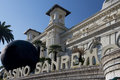 The Casino of Sanremo Stock Photography