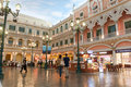 Casinos in Macau - venice Royalty Free Stock Images