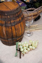 Cask wine Royalty Free Stock Images