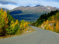 Cassair Highway, BC, Canada Stock Photo