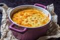 Casserole In A Pan