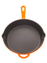Cast iron pan Stock Photography