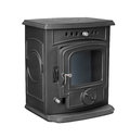Cast iron stove Royalty Free Stock Photography