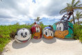 Castaway Cay Mount Rustmore Royalty Free Stock Photo