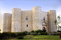 Castel del Monte Royalty Free Stock Photo