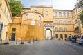 Castel Gandolfo Royalty Free Stock Photo