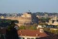 Castel San Angelo Royalty Free Stock Photo