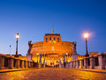 Castel Sant'Angelo Stock Photos