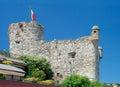 Castello di Santa Margherita Ligure (1550), Santa Royalty Free Stock Photo