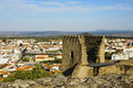 Castelo Branco, Portugal Royalty Free Stock Photography