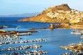 Castelsardo, Sardinia Royalty Free Stock Photo