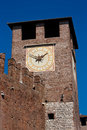 Castelvecchio ,Verona Royalty Free Stock Photo
