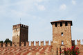 Castelvecchio in Verona, Italy Royalty Free Stock Photo