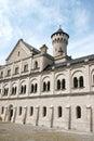 Castillo de Neuschwanstein en Baviera, Alemania Foto de archivo