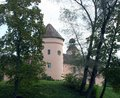 Castle of 14th century Edole Kurzeme Latvia Europa Stock Photos