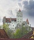 Πίτουρο Castle Στοκ εικόνες με δικαίωμα ελεύθερης χρήσης